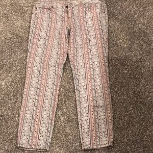 Free People Pants Sz 28